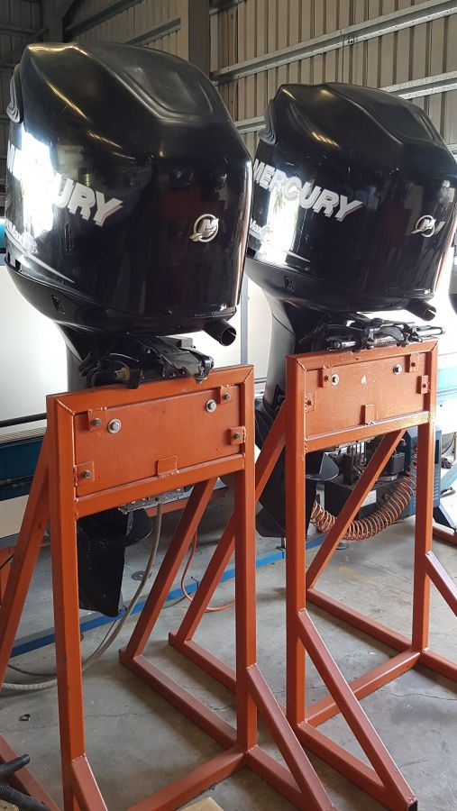 Second Hand Engines and Drives for Sale - Baobab Marine Fiji
