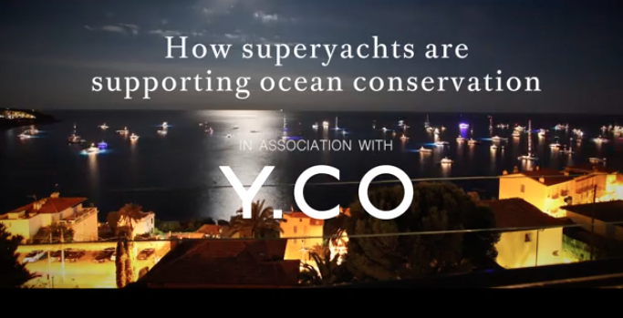 Superyachts supporting Conservation – video