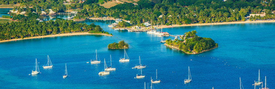 Musket Cove, Fiji, Yacht Support