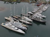 Convienient Workshop Location Next to Superyacht Dock, Port Denarau Marina